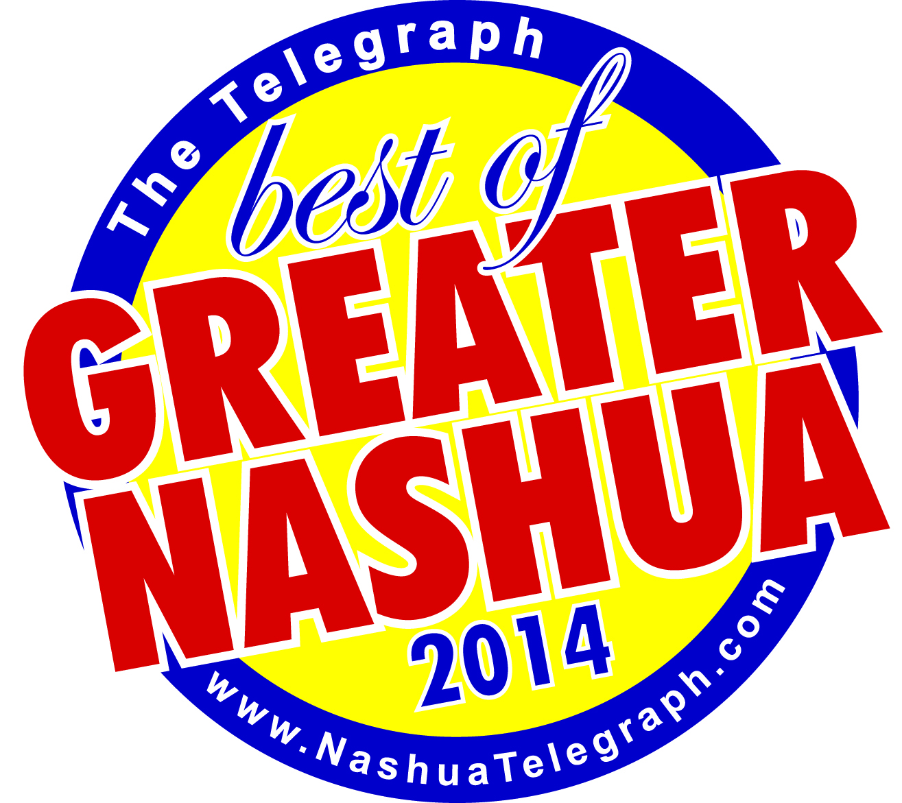 The Nashua Telegraph, Best of Greater Nashua 2014